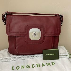 Long Champ Shoulder Handbag